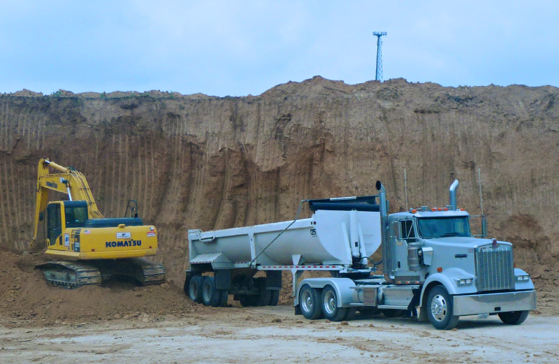 About demolition and hauling company